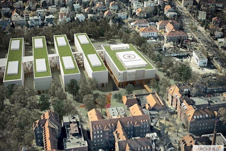 Szpital na Grunwaldzie CZSK Centralny Zintegrowany Szpital Kliniczny
