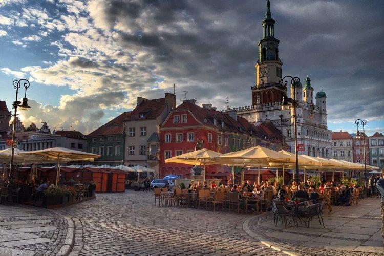 Poznań Ratusz Stary Rynek