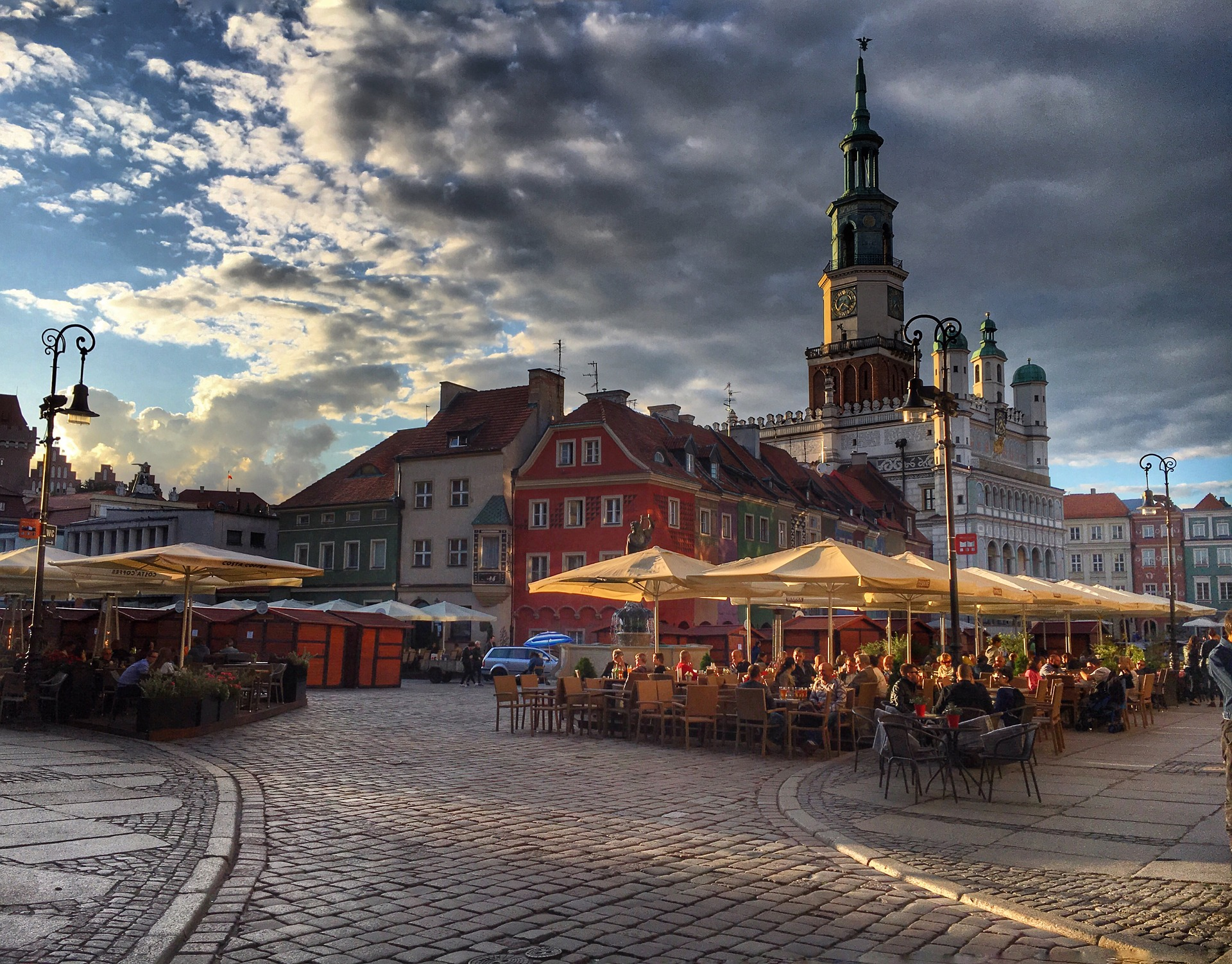 Poznań 5. w konkursie na najlepszy cel podróży w Europie