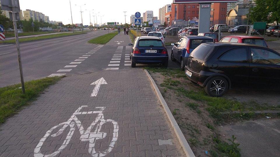 Poznań parkowanie Stare Miasto