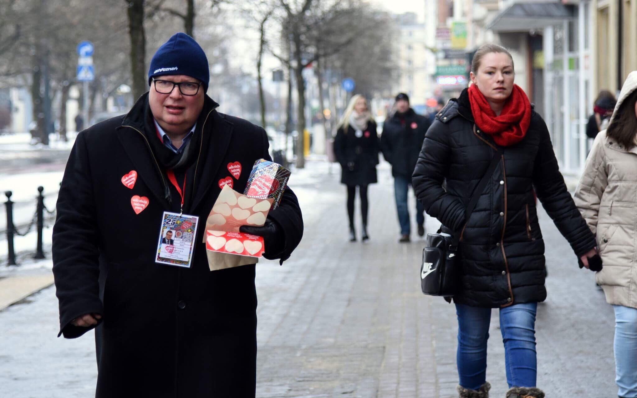 Poznański społecznik prosi o pomoc w walce z nowotworem