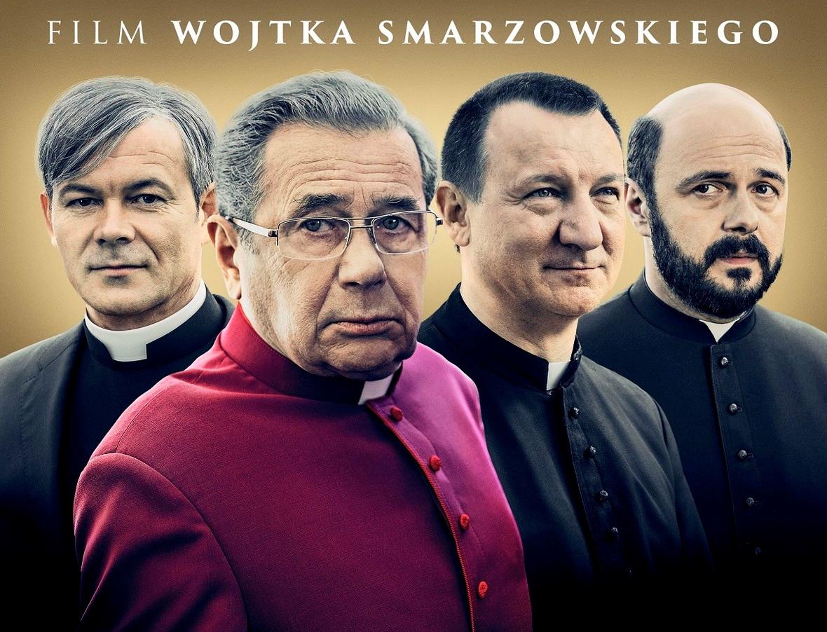Kler Wojciech Smarzowski Poznań kino Multikino Cinema City Helios