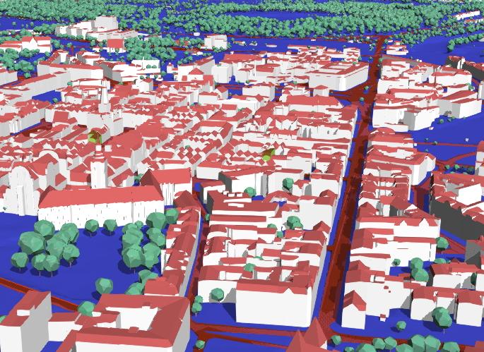 Poznań udostępnił model 3D całego miasta – zobacz już teraz!