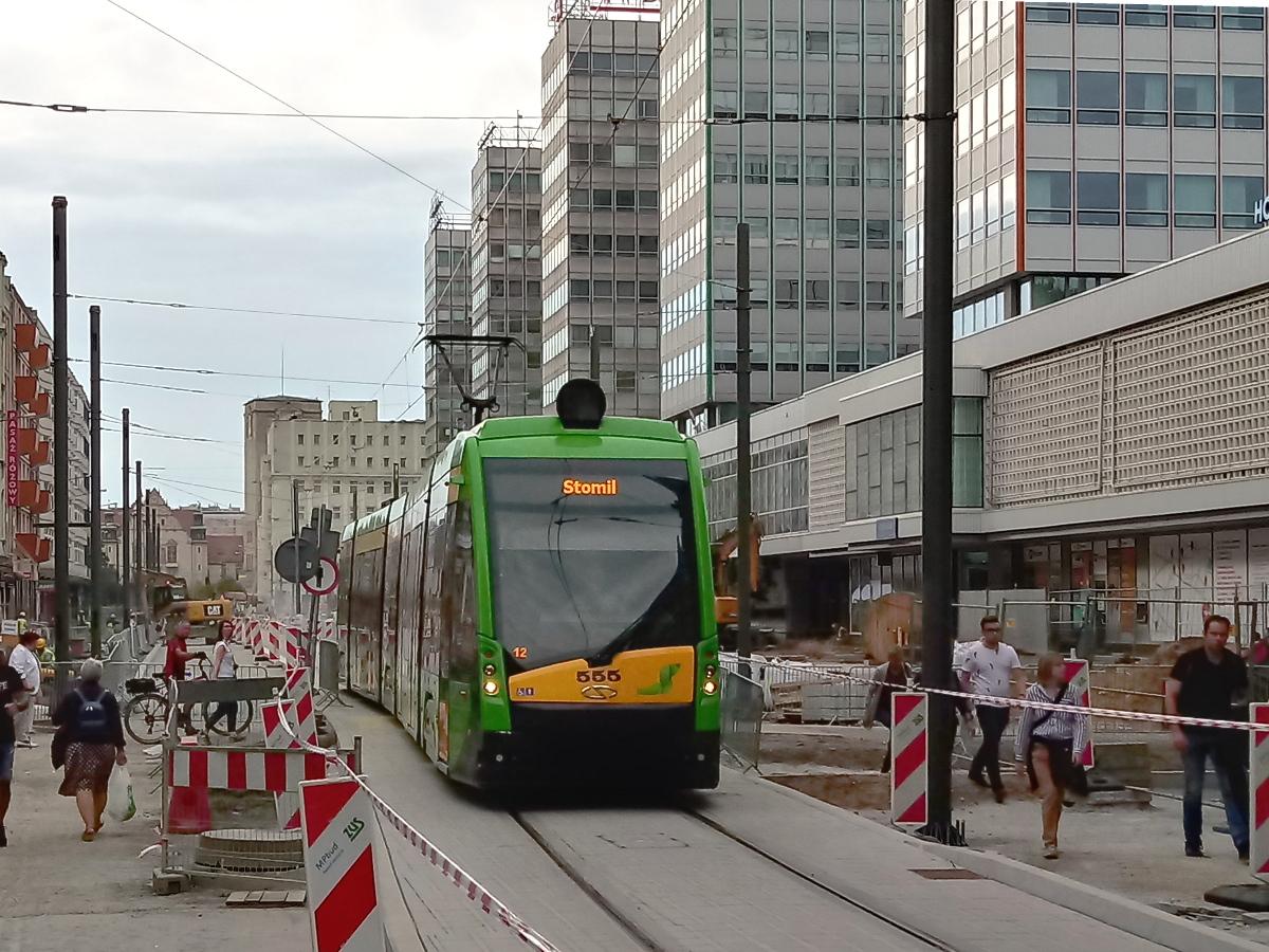 Zobacz fotorelację z przebudowy ulicy Święty Marcin [ZDJĘCIA]