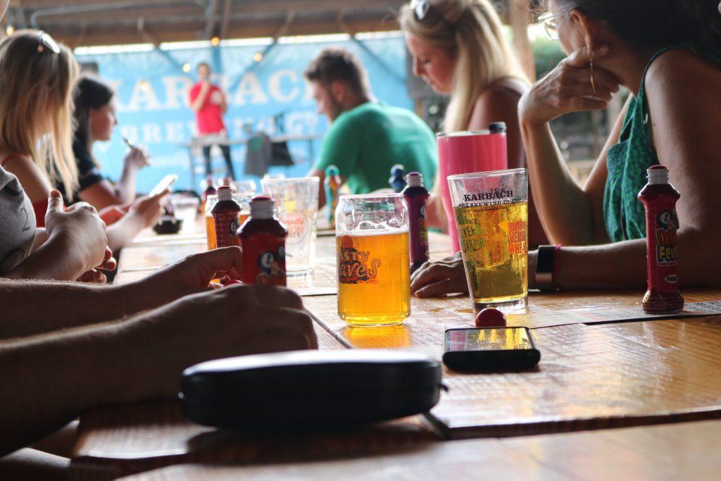 Piwo pub Poznań Booking