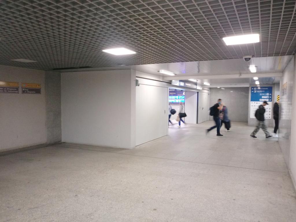 Dworzec Zachodni Poznań PKP 10