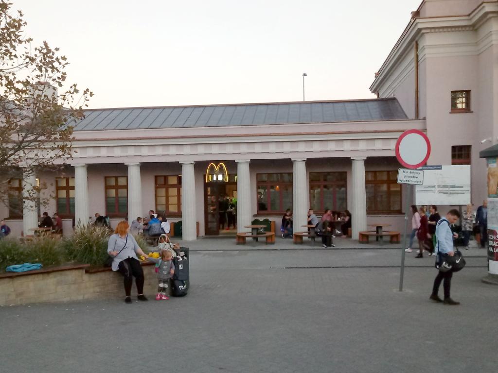 Dworzec Zachodni Poznań PKP 2