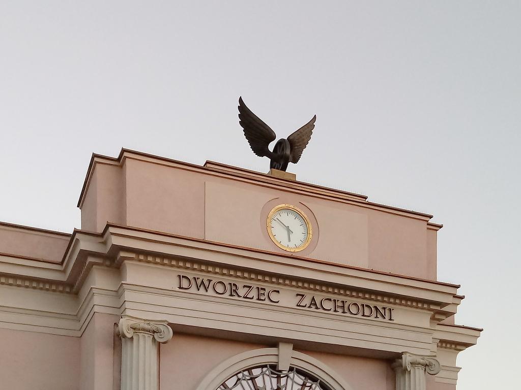 Dworzec Zachodni Poznań PKP 4