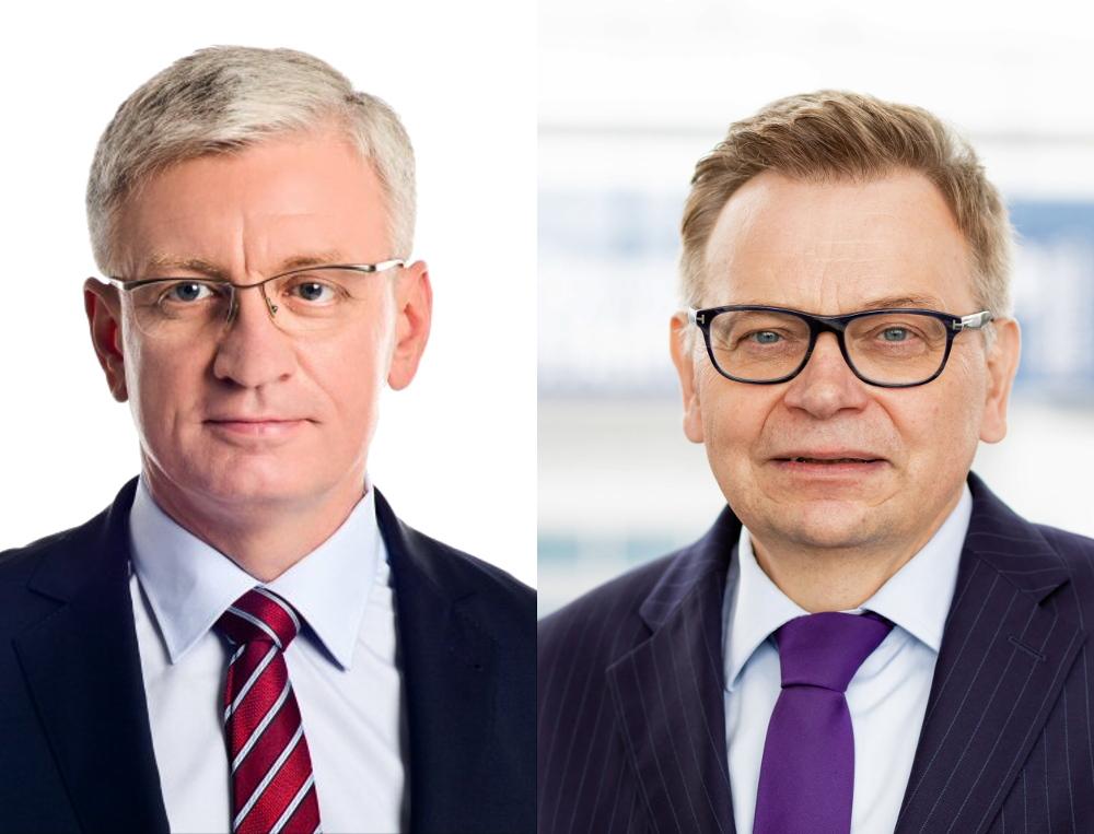 Jaśkowiak Zysk Wybory samorządowe w Poznaniu 2018
