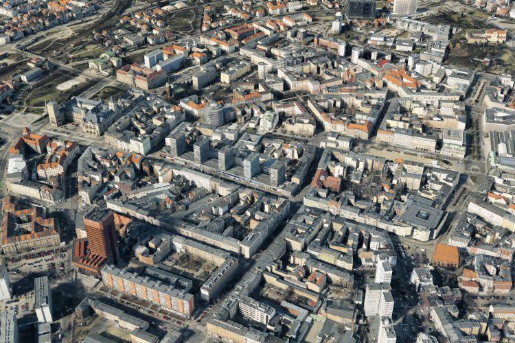 Poznań Projekt Centrum zdjęcie Święty Marcin