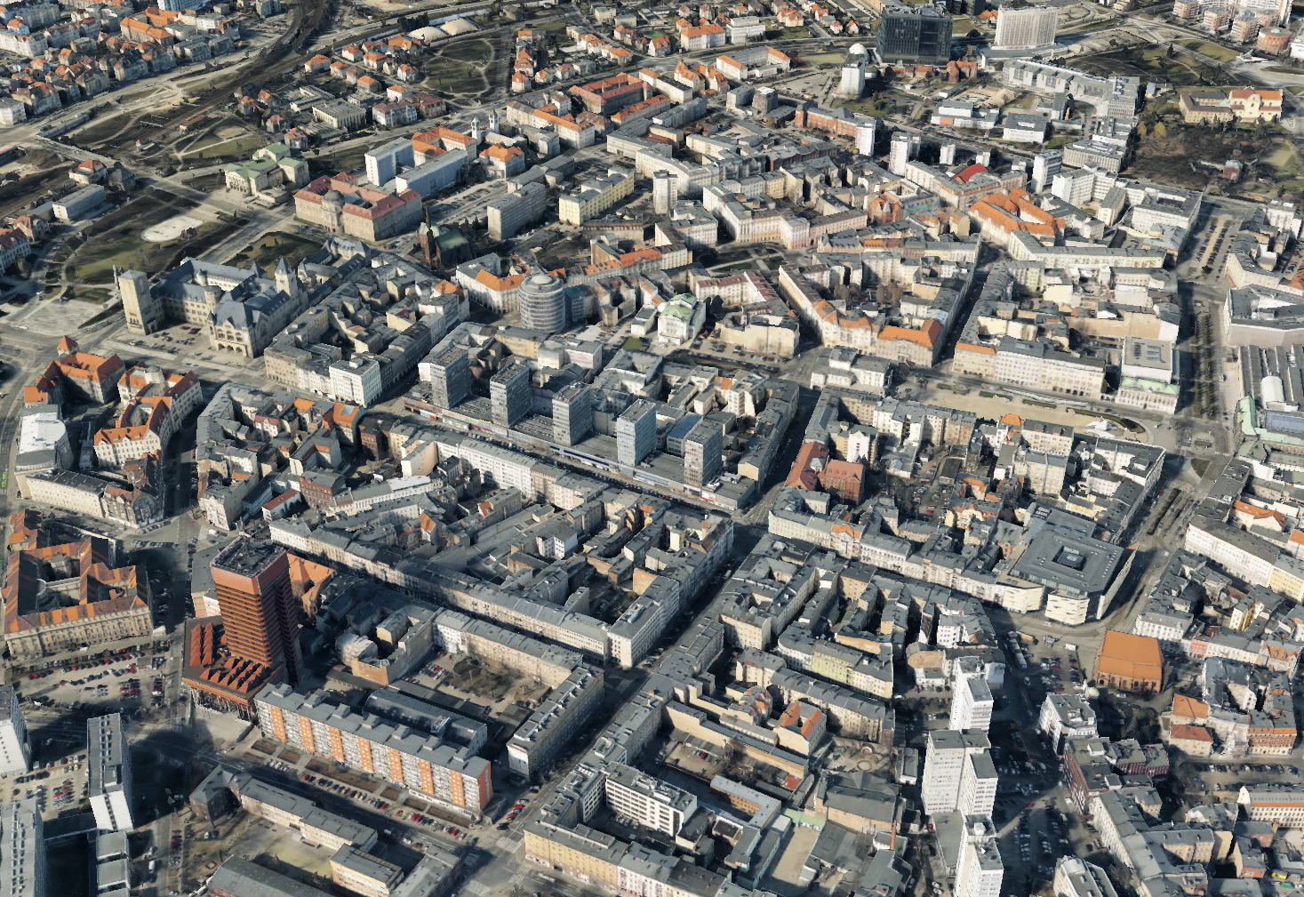 Rewitalizacja bez mieszkańców – projekt poznańskiego Projektu Centrum nareszcie jawny!