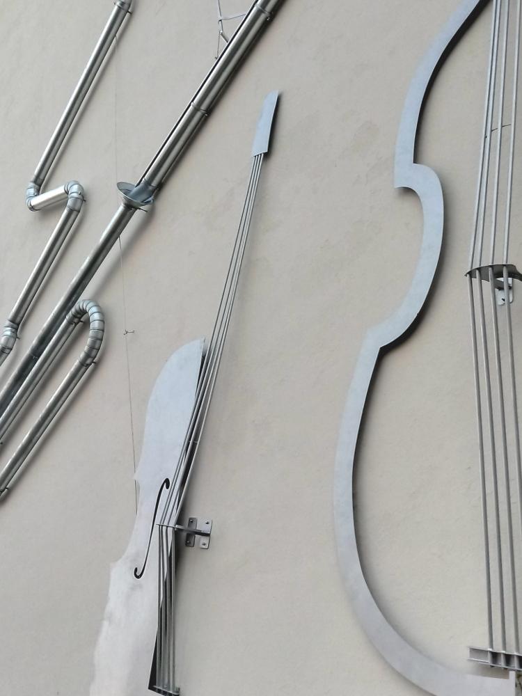 Zielona Symfonia Śródka Poznań instrumenty