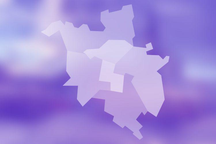 Wybory w Poznaniu pluralizm komitety wyborcze radni mapa Poznań