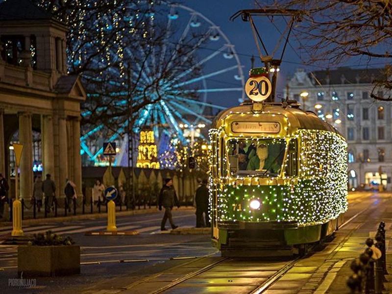 Betlejemska Bimba oraz dodatkowe tramwaje ruszają w weekend!