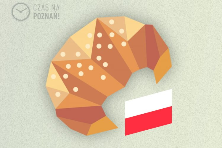 Make Rogal not War Poznań 11 listopada logo