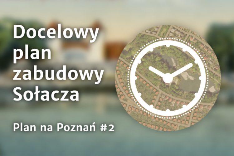 Plan na Poznań Sołacz Stubben zabudowa