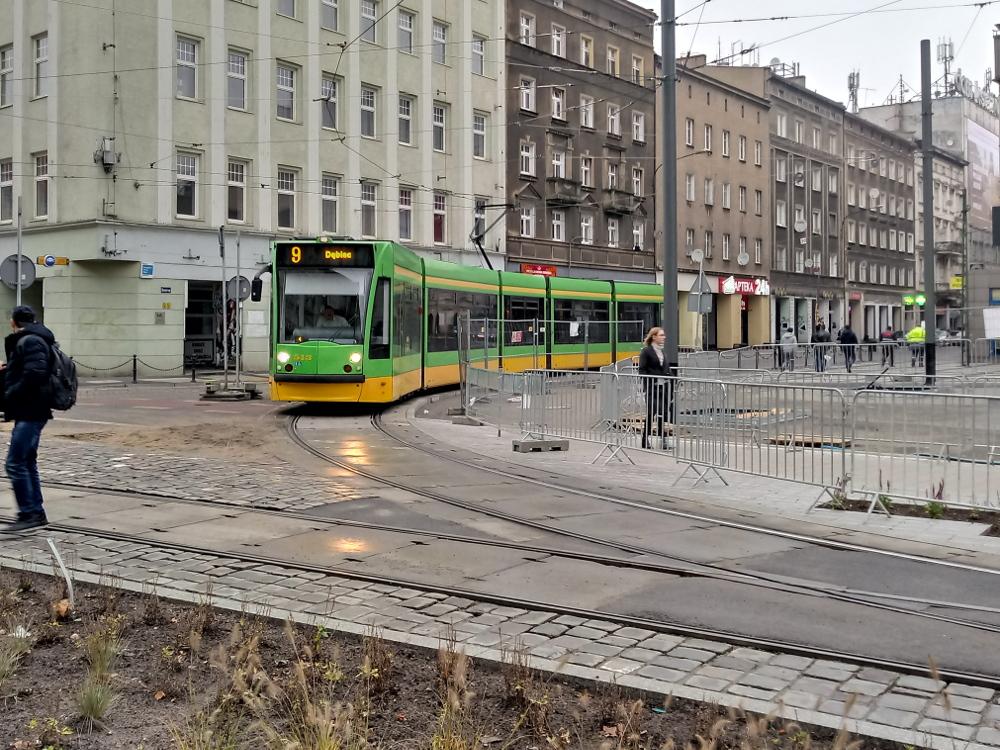 Od stycznia 2019 roku tramwaje w weekend pojadą częściej