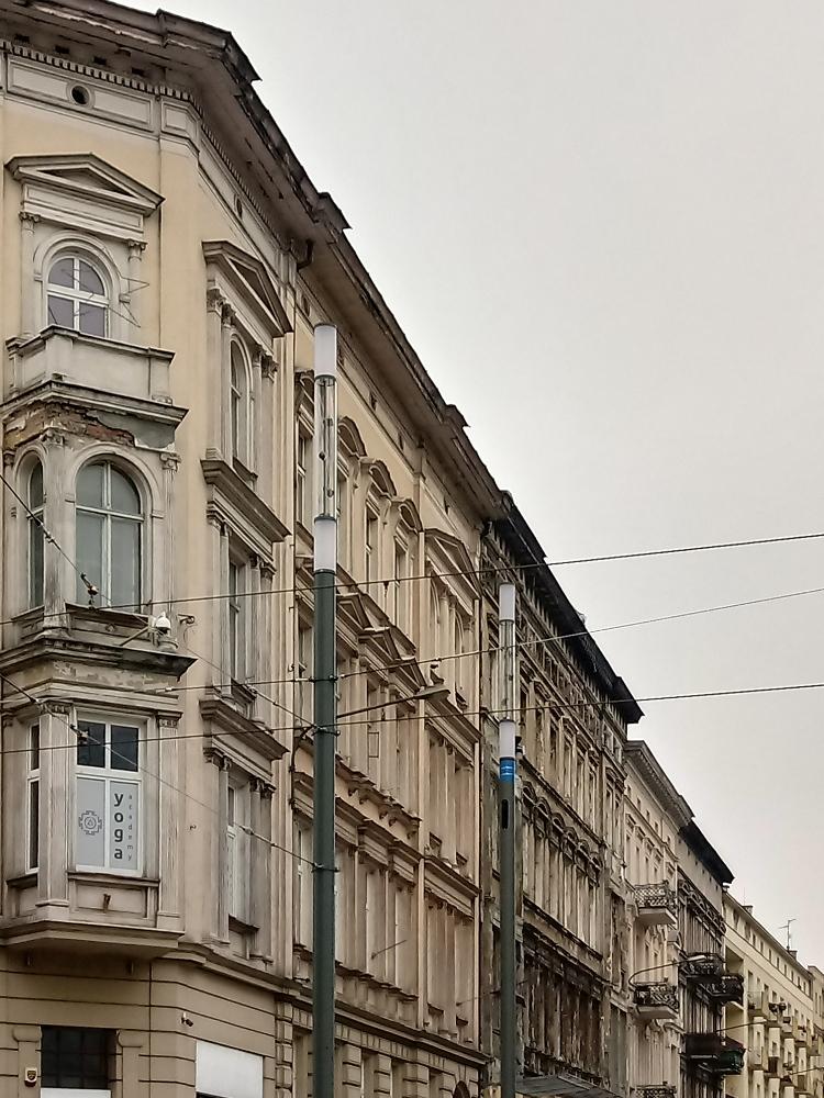 Poznań Święty Marcin fotorelacja listopad 2