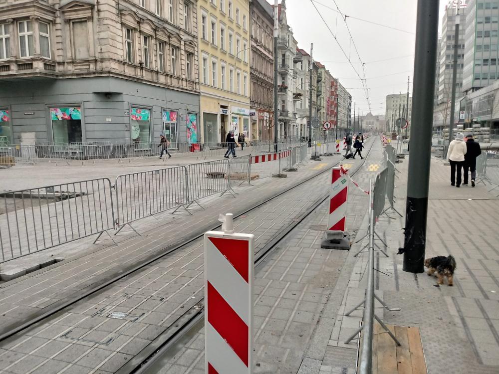 Poznań Święty Marcin fotorelacja listopad 3