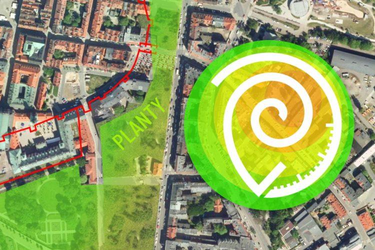 Poznań Stare Miasto rewitalizacja wyburzenie planty