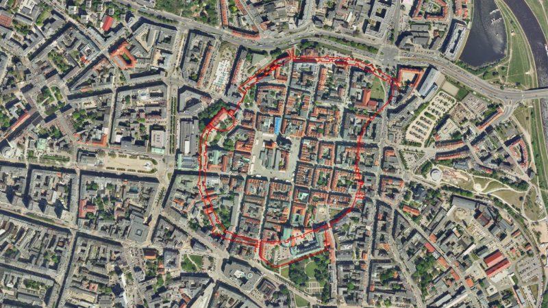 Poznań Stare Miasto zdjęcie przed