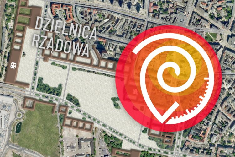 Poznań Weststadt dzielnica rządowa
