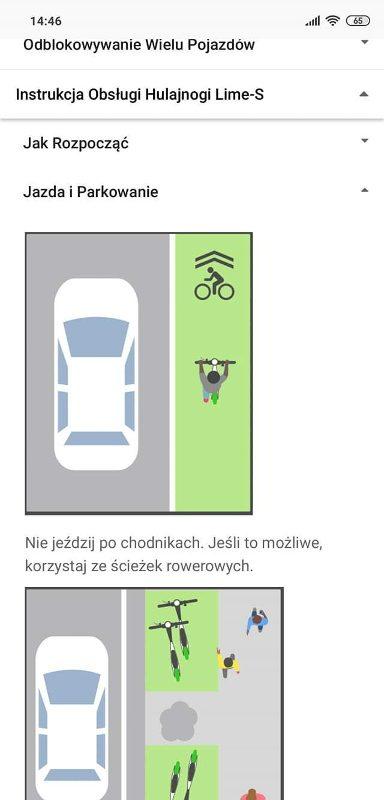 Lime Poznań instrukcja