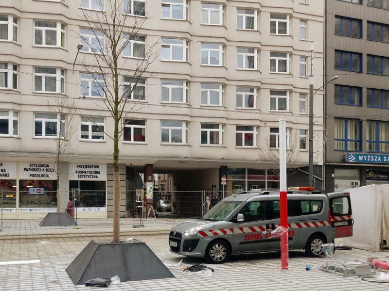 Poznań Projekt Centrum Święty Marcin 1