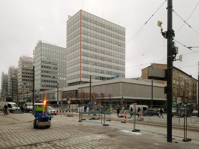 Poznań Projekt Centrum Święty Marcin 13 Alfa