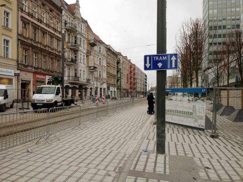 Poznań Projekt Centrum Święty Marcin 14