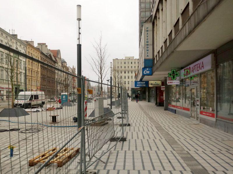 Poznań Projekt Centrum Święty Marcin 2