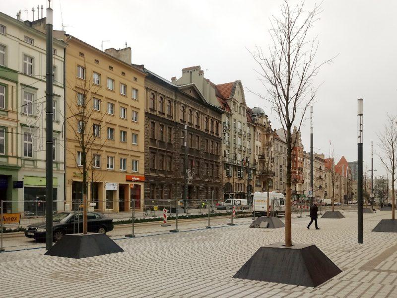 Poznań Projekt Centrum Święty Marcin 3