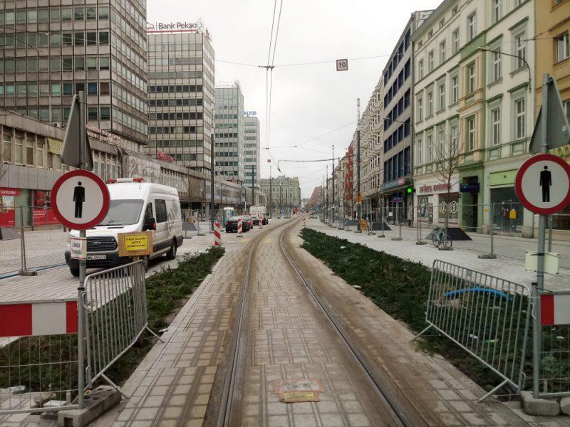 Poznań Projekt Centrum Święty Marcin 4