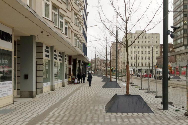 Poznań Projekt Centrum Święty Marcin 6