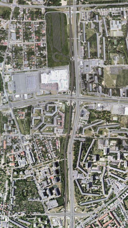 Poznań PST projekt pętla zajezdnia Lechicka