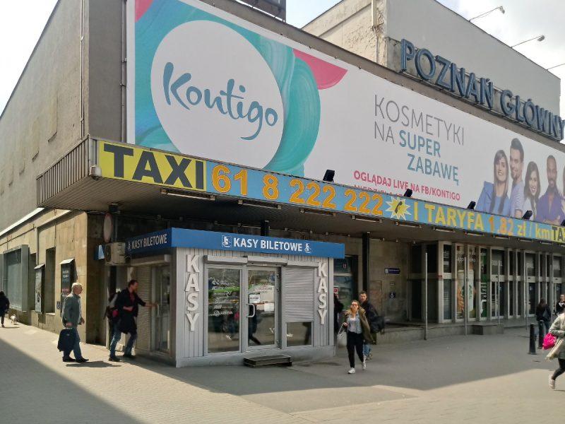 Poznań Główny PKP kolej fotorelacja 26