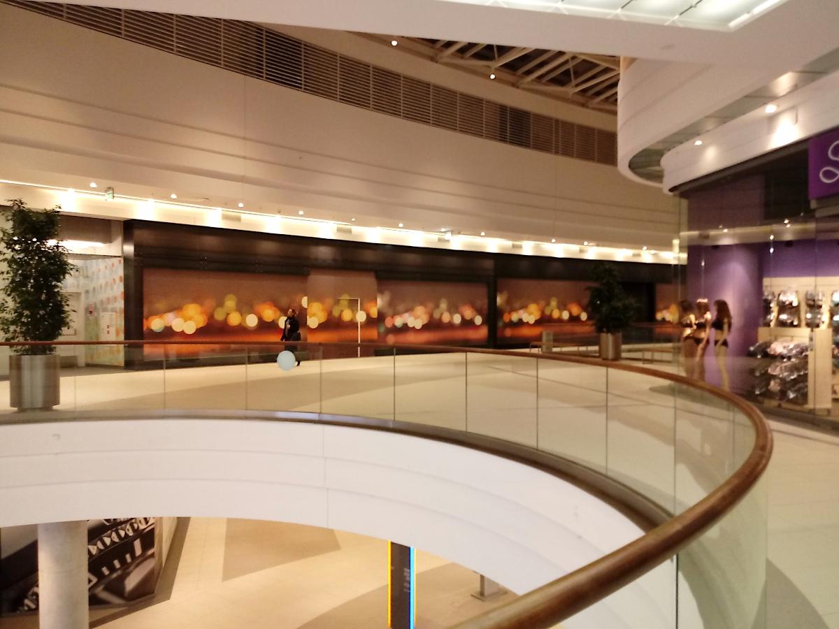 30 procent Galerii Malta tonie w pustostanach