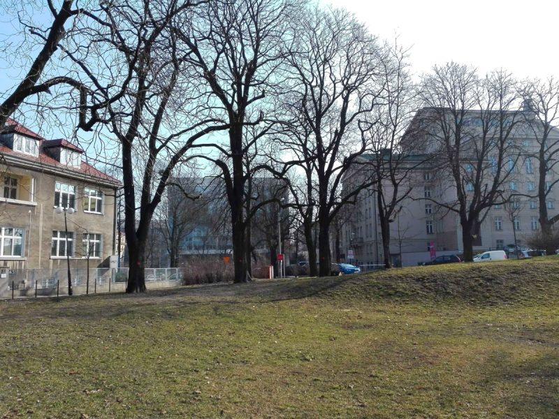 Poznań Park Wieniawskiego