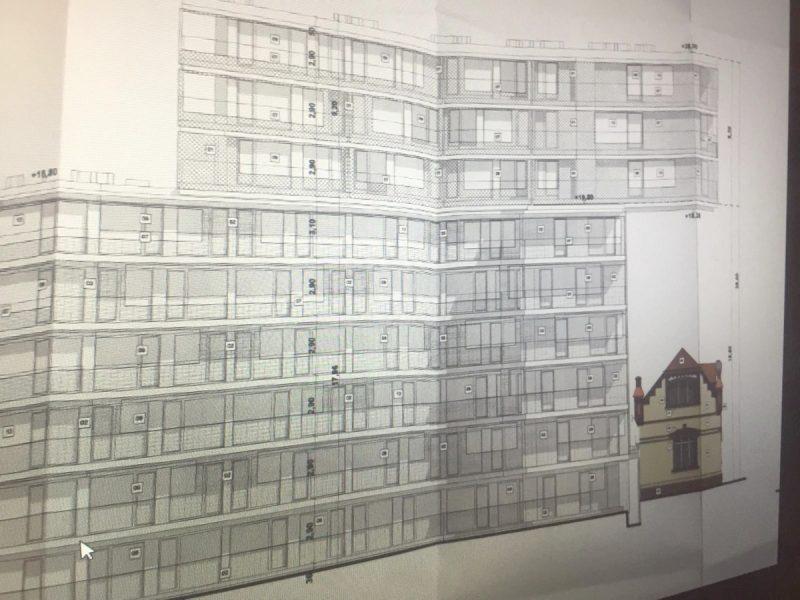 Poznań projekt Garbary Szyperska kapitanówka