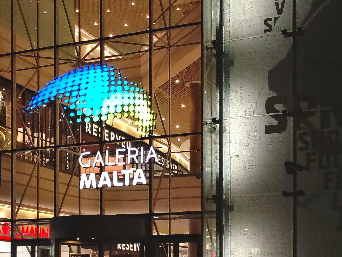 Galeria Malta sprzedana. Nowy właściciel nieznany