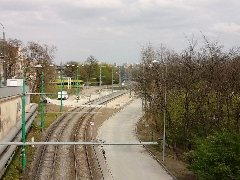 Poznań Most Teatralny PST przebudowa MPK