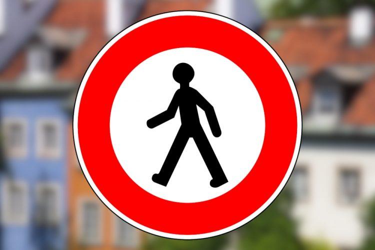 Mieszkańcy zakaz ruchu pieszych Stare Miasto śródmieście Poznań