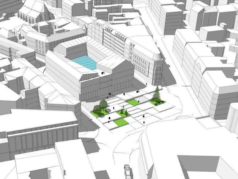 Plan miejscowy dla Placu Wiosny Ludów w Poznaniu