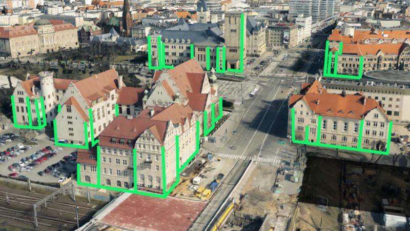 Poznań Dzielnica Cesarska: kontekst Teatru Muzycznego