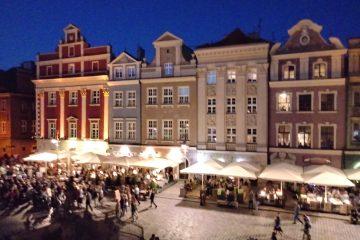 Poznań: Stary Rynek, Ratusz i Noc Muzeów