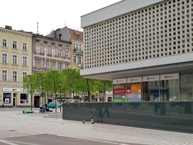 Hotel Altus Święty Marcin inwestycja