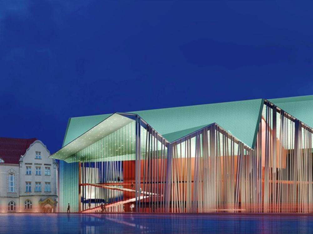 Dlaczego nowy budynek Teatru Muzycznego w Poznaniu może być niewypałem?