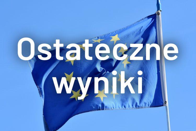 Wybory do Parlamentu Europejskiego: ostateczne wyniki, PiS, PO, Wiosna. Głosowanie w Wielkopolsce