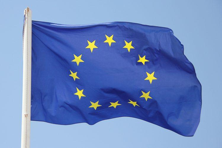 Wybory do Parlamentu Europejskiego Polska Poznań flaga