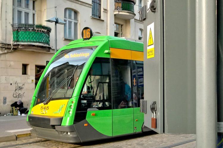 Poznań Wrocławska skrzynka z wyłącznikami wypadek